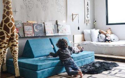 Decoración de cuartos infantiles: ¿Qué pisos usar y por qué?