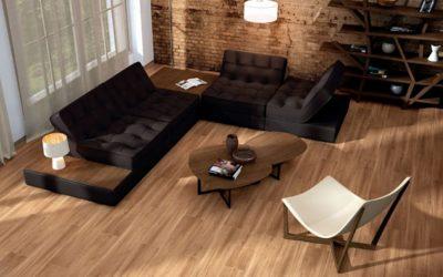 Los pisos de madera que no son de madera