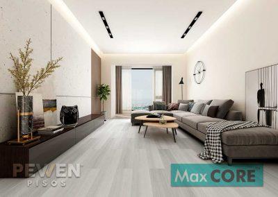 Pisos Vinílicos Sistema Click - Max Core - SPC - Linea Antique - Abedul 8886