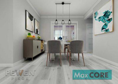 Pisos Vinílicos Sistema Click - Max Core - SPC - Linea Home - Abeto 8881