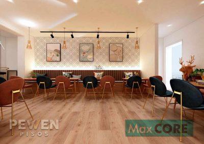 Pisos Vinílicos Sistema Click - Max Core - SPC - Linea Home - Cipres 8885