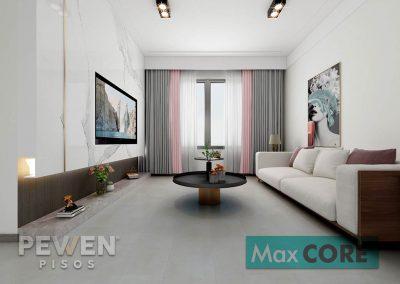 Piso vinílico Cemento Alisado - 3002 - Max Core