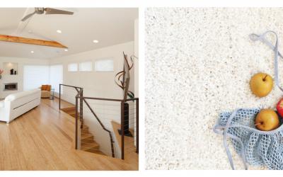 Pisos prefinished o ingenieriles vs. las alfombras